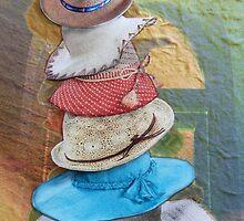 Hats Off by ArtByRuta