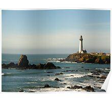 Pigeon Point Lighthouse, Pescadero California Poster