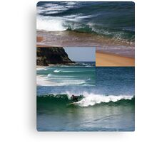 Coastal Visions Canvas Print