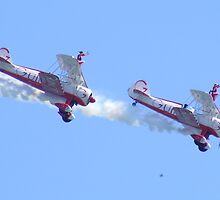 Wingwalkers#2 by Graham Povey