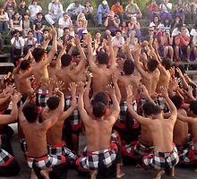 Kecak Dance Bali by Sanjam's Eye