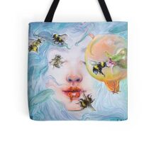 """""""Melissae"""" - 'The Bees' Tote Bag"""
