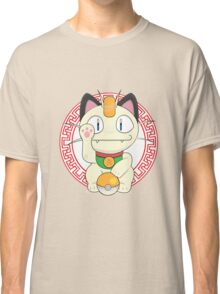 Maneki meowth Classic T-Shirt