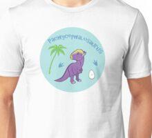 Cute Pachycephalosaurus Unisex T-Shirt