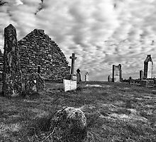 Benbecula: St. Columba's Kirk by Kasia-D