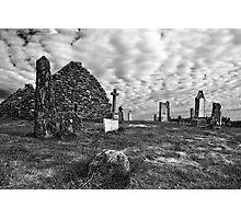 Benbecula: St. Columba's Kirk Photographic Print