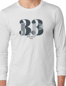 Long Player Long Sleeve T-Shirt