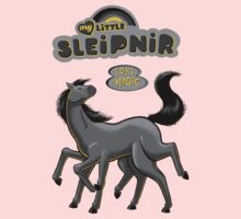 My Little Sleipnir 1 Baby Tee