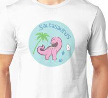 Cute Saltasaurus Unisex T-Shirt