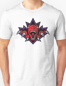 NSL Dino Purple Leaf T-Shirt