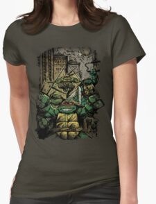 TMNT Womens Fitted T-Shirt