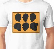 Funhaus Cast Silhouettes Unisex T-Shirt