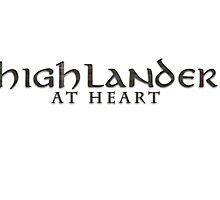 Highlander at Heart (Outlander series) by valyrianheart