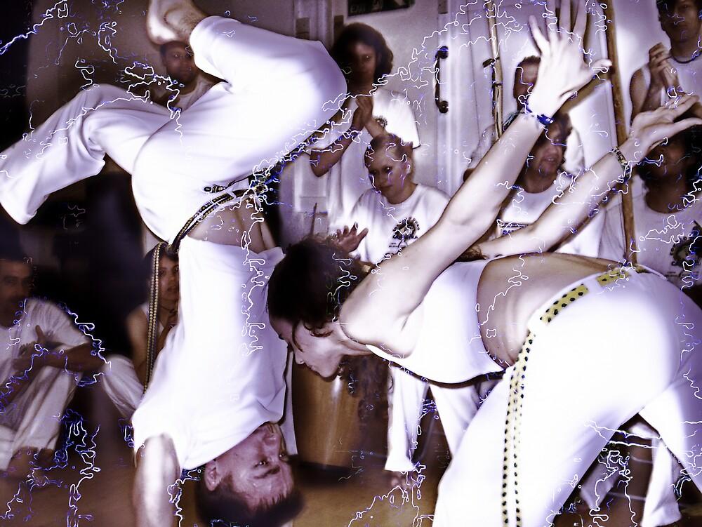 Capoeira 1 by Simon Harris