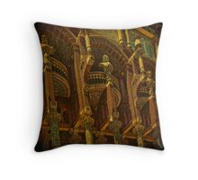 Palau de la Musica Catalana.   Throw Pillow