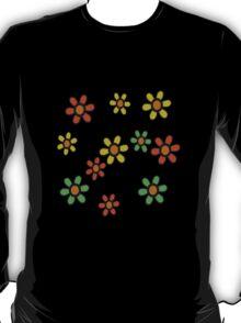 Happy Flowers T-Shirt T-Shirt