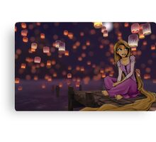 The Lost Princess Canvas Print