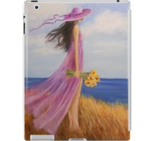 A LOVELY VIEW iPad Case/Skin