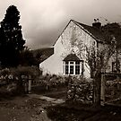 Cottage by Jon Tait