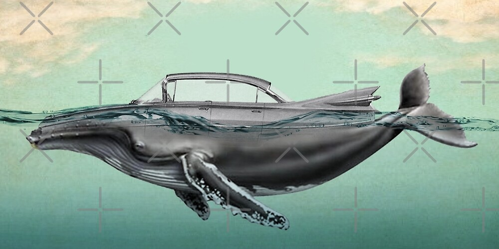 the Cadillac of the sea by Vin  Zzep