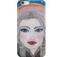 cosmic girl iPhone Case/Skin