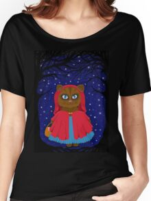 she followed the stars  Women's Relaxed Fit T-Shirt