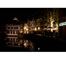Strasbourg Favorites Photographic Print