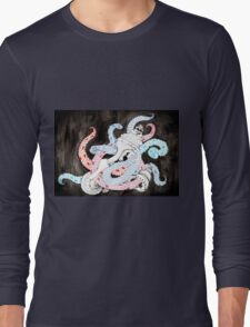 dragon snakes  Long Sleeve T-Shirt