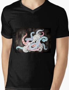 dragon snakes  Mens V-Neck T-Shirt