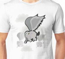flying Elephants Unisex T-Shirt
