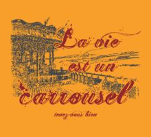 Life is a Carousel T-Shirt