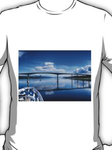 Tromso Blue T-Shirt