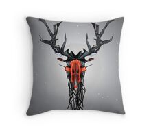 Santa Will Come Later This Year Throw Pillow