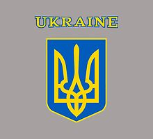 Ukraine coat of arms by piedaydesigns