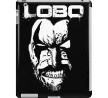Lobo iPad Case/Skin