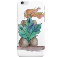 FEMME feather iPhone Case/Skin