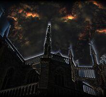 Sanctuary by Paul James Farr