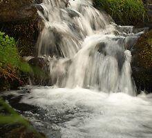 Rush of water by Raginmund