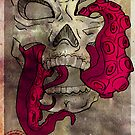 Skull Mouth by AlexanderNero