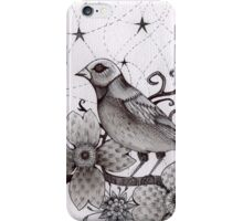moonlight birds iPhone Case/Skin