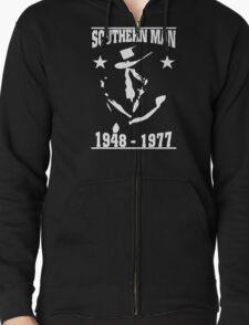 Stencil Ronnie Van Zant T-Shirt
