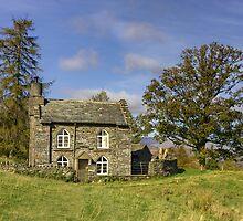 National Trust House - Rose Castle Cottage  by photoshotgun