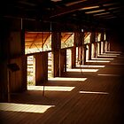 Woolshed  by Isquaredimages