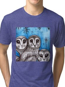 creature of the night  Tri-blend T-Shirt