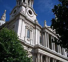 St Pauls Cathedrale by Jorga