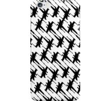 XWing Hounds Tooth iPhone Case/Skin