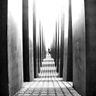 Berlin Jewish Memorial by ByRyan