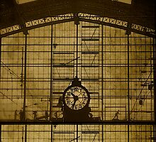There will be time, there will be time... by Louise Fahy