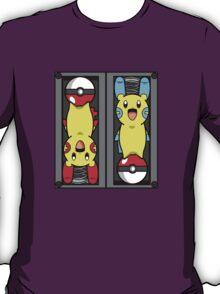 Poke-Batteries  T-Shirt