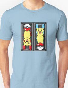 Poke-Batteries  Unisex T-Shirt